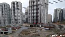Türkei Istanbul Baukrise