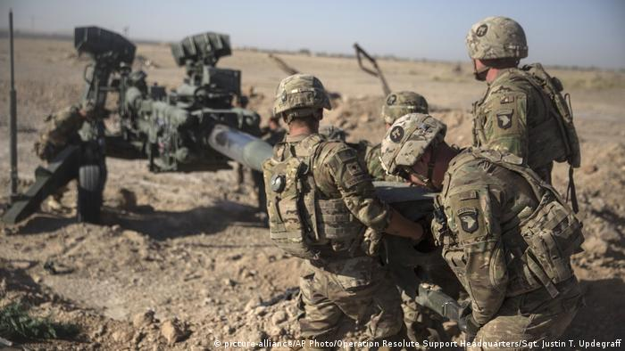 Afghanistan 2017 | Operation Resolute Support | US-Armee