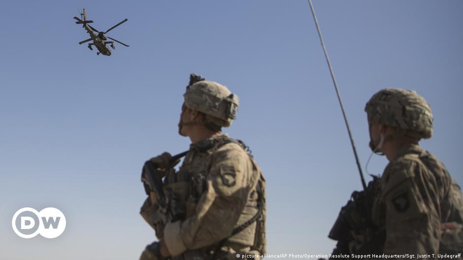 ABD Afganistan'daki askerlerini çekmeye başladı