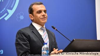 Türk Klinik Mikrobiyoloji ve İnfeksiyon Hastalıkları Derneği Başkanı Alpay Azap