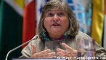 Chile Santiago UN-Regionaldirektorin für Amerika und die Karibik Maria Noel Vaeza