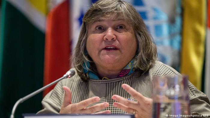 Maria-Noel Vaeza, diretora regional da ONU Mulheres para Américas e Caribe