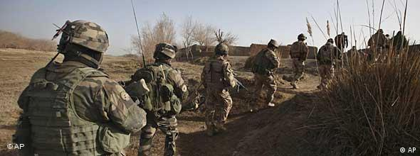 Afghanistan / US-Soldaten / Helmand / NO-FLASH