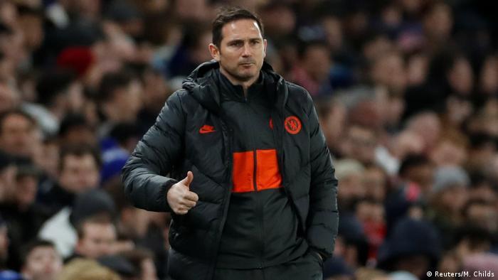 UEFA Champions League   FC Chelsea - Bayern München   Frank Lampard, Trainer (Reuters/M. Childs)