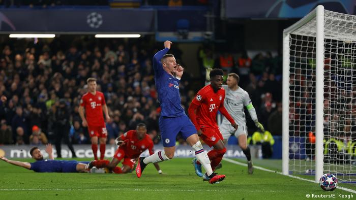 UEFA Champions League   FC Chelsea - Bayern München (Reuters/E. Keogh)