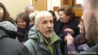 Николай Бояршинов, отец Юлия Бояршинова