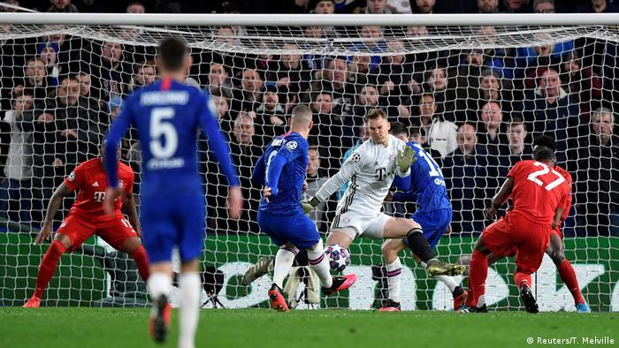 UEFA Champions League   FC Chelsea - Bayern München