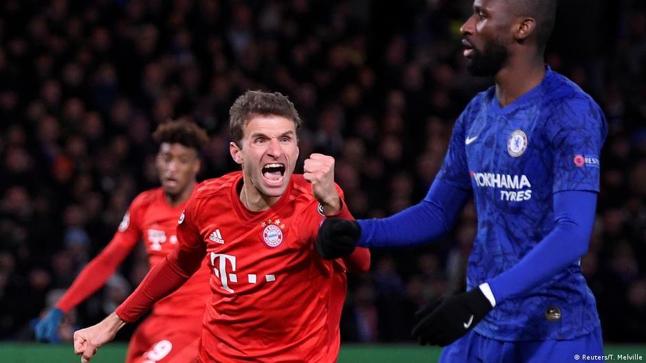 Champions League: Bayern Munich vs. Chelsea — live buildup