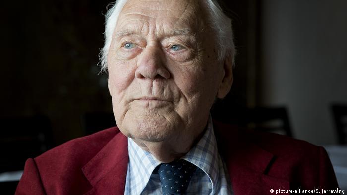 Gretas Opa ist tot: Zum Tod des Schauspielers Olof Thunberg