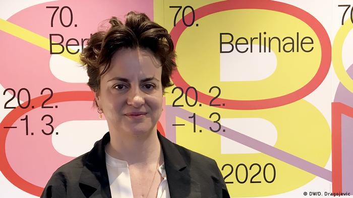Andrea Štaka na festivalu u Berlinu
