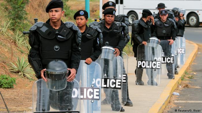 Proteste in Nicaragua (Reuters/O. Rivas)
