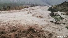 Iran Hochwasser in der Provinz Lorestan