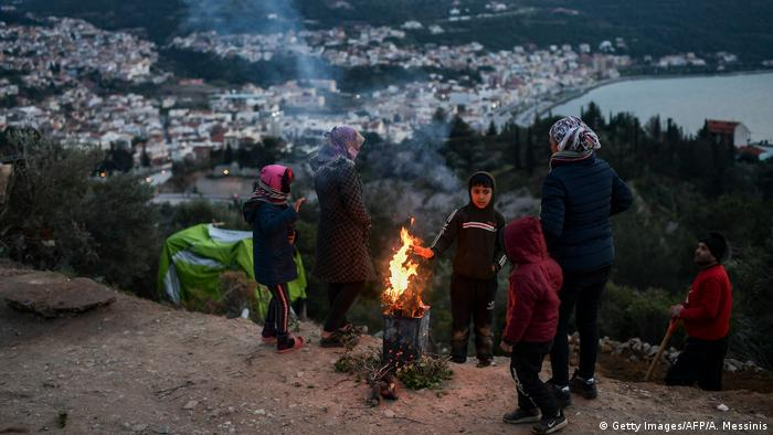 EU reports significant increase in asylum applications