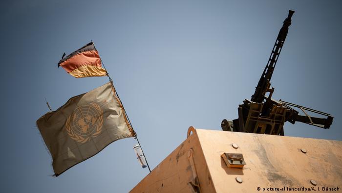 Le gouvernement allemand veut prolonger la mission de son armée au Mali