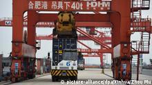 Neues Coronavirus bringt internationale Schifffahrt durcheinander (picture-alliance/dpa/Xinhua/Zhou Mu)
