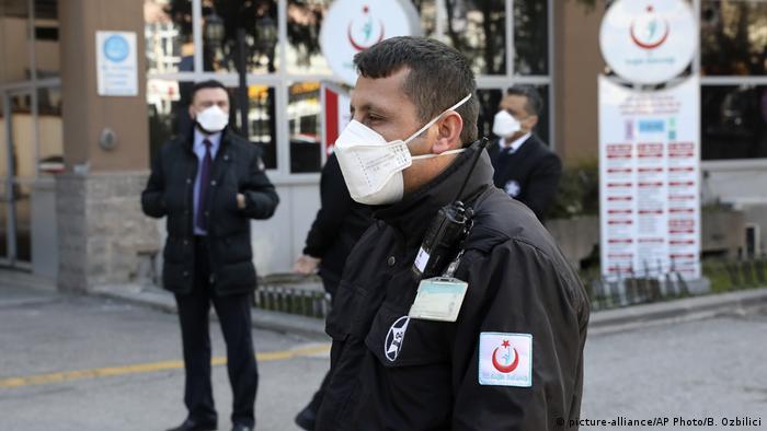 Türkei: Erster Coronafall wirft Fragen auf
