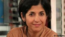 Fariba Adelkhah, iranisch-französische Wissenschaftlerin, die zur Zeit in Iran in Gefängnis ist Rechte: lizenzfrei, kurdane