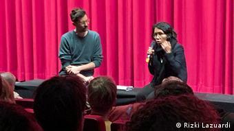 Berlinale 2020 | Pembuat film Expedition Content, Veronika Kusumaryati