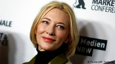 Berlinale 2020 - Stateless - Photocall | Cate Blanchett (Reuters/M. Tantussi)