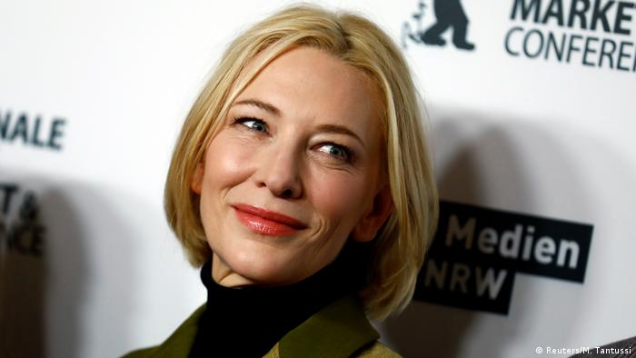 Cate Blanchett at the Berlinale 2020 (Reuters/M. Tantussi)