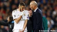 UEFA Champions League | Real Madrid - Manchester City | Benzema & Zidane