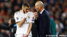UEFA Champions League | Real Madrid - Manchester City | Benzema & Zidane