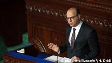 Tunesien Parlament spricht Kabinett von Elyes Fakhfakh Vetrauen aus