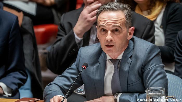 Maas: Libya'da bölünme tehlikesi var