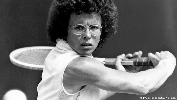 USA | Billie Jean King (Imago Images/Sven Simon)