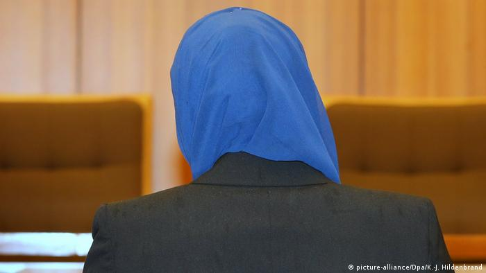 Headscarf ban for trainee lawyers ruled constitutional