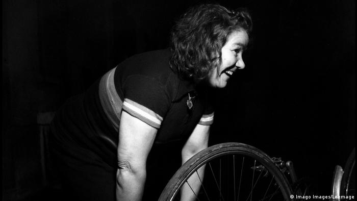 Radsportlerin Alfonsina Strada (Imago Images/Leemage)