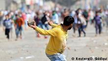 Indien Neu Delhi | Unruhen durch Proteste für und gegen neues Gesetz zur Staatsbürgerschaft