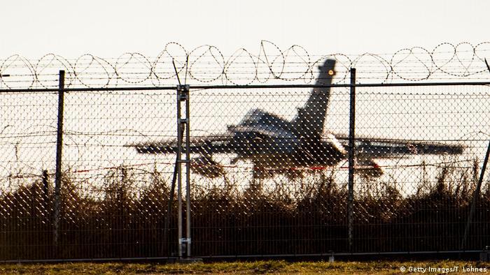 Deutschland Fliegerhorst Büchel (Getty Images/T. Lohnes)