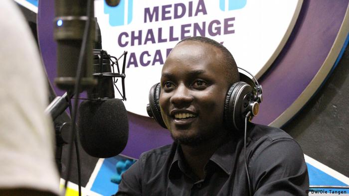 Uganda professionellen Journalismus fördern