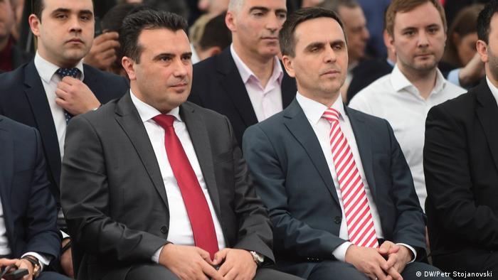 Nord-Mazedonien Kooperation von Parteien vor Neuwahlen
