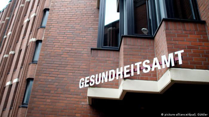 Coronavirus in Deutschland Gesundheitsamt Heinsberg
