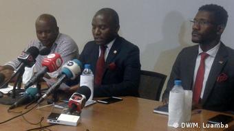 Angola Polizeigewalt