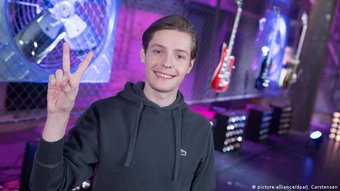 Eurovision 2020 contestant Ben Dolic