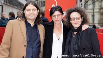 Berlinale 2020, 'Speer Goes To Hollywood' Vanessa Lapa on the red carpet