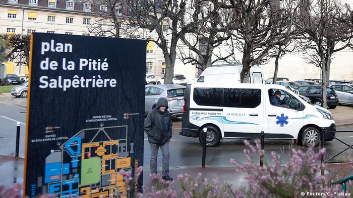 Больница в Париже