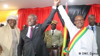 Guinea-Bissau Wahl | Umaro Sissoco Embaló & José Mario Vaz