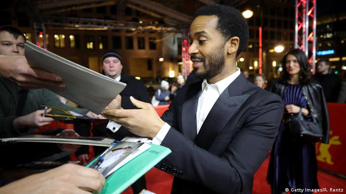 Actor Andre Holland attends the Netflix premiere of The Eddy (Getty Images/A. Rentz)