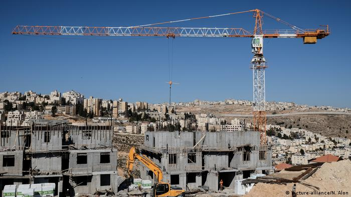 File photo from January 23, 2017, Jerusalem, Israel: Housing construction is ongoing on the eastern slopes of Pisgat Zeev, in East Jerusalem, on territory considered by the international community a settlement beyond the 1949 'green line' armistice agreement with Jordan.