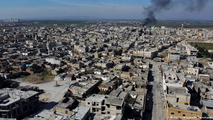 Türkisches Militär in Syrien - 27. Feb. 2020