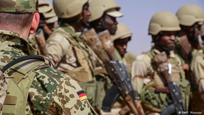 Mauretanien, Kaedi: Operation Flintlock (DW/F. Muvunyi )