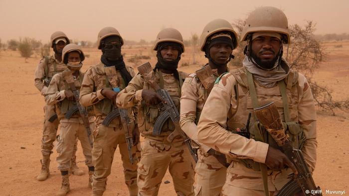 Mauretanien, Kaedi: Operation Flintlock