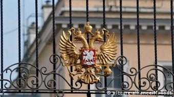Istanbul - das russische Generalkonsulat in Istanbul