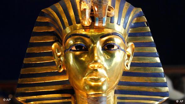 Ägyptisches Museum Kairo Flash-Galerie