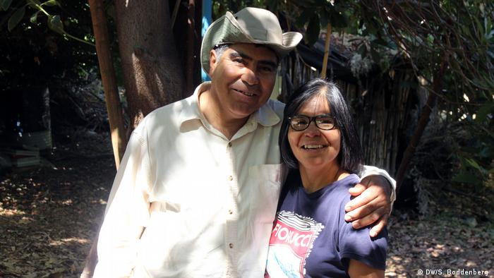 Alejandro Cortes und Laura Lopez