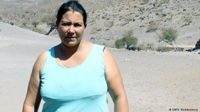 Die Ziegenhirtin Miriam Pizarro
